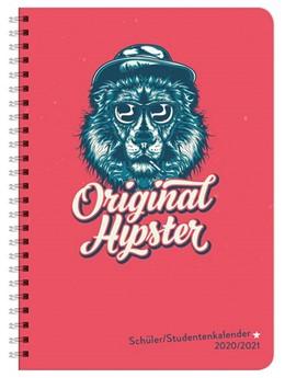 Abbildung von Heye | Hipster Schüler-/Studentenkalender A5 Kalender 2021 | 1. Auflage | 2020 | beck-shop.de