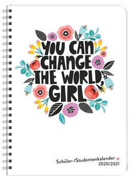 Abbildung von Heye | Girl Power Schüler-/Studentenkalender A5 Kalender 2021 | 1. Auflage | 2020 | beck-shop.de