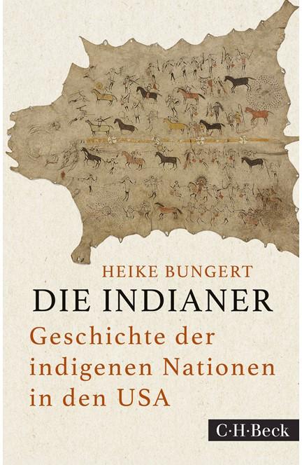 Cover: Heike Bungert, Die Indianer