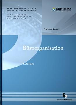 Abbildung von A.D.Ö.R. / Kersten | Büroorganisation | 2. Auflage | 2020 | beck-shop.de