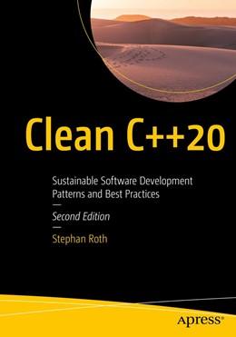 Abbildung von Roth   Clean C++20   2. Auflage   2021   beck-shop.de