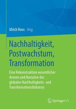 Abbildung von Roos | Nachhaltigkeit, Postwachstum, Transformation | 1. Auflage | 2020 | beck-shop.de