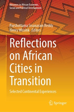 Abbildung von Reddy / Wissink | Reflections on African Cities in Transition | 1. Auflage | 2020 | beck-shop.de
