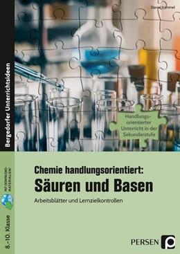 Abbildung von Krimmel   Chemie handlungsorientiert: Säuren und Basen   1. Auflage   2020   beck-shop.de
