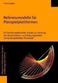 Abbildung von Grabka | Referenzmodelle für Planspielplattformen | 2006