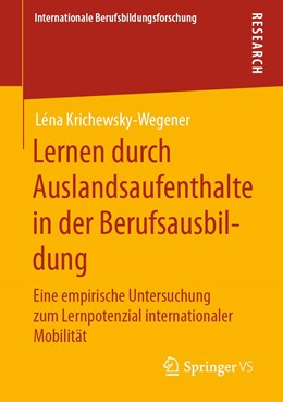 Abbildung von Krichewsky-Wegener | Lernen durch Auslandsaufenthalte in der Berufsausbildung | 1. Auflage | 2020 | beck-shop.de
