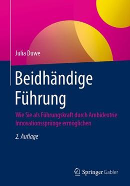 Abbildung von Duwe | Beidhändige Führung | 2. Auflage | 2020 | beck-shop.de