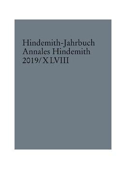 Abbildung von Hindemith-Jahrbuch | 1. Auflage | 2020 | beck-shop.de