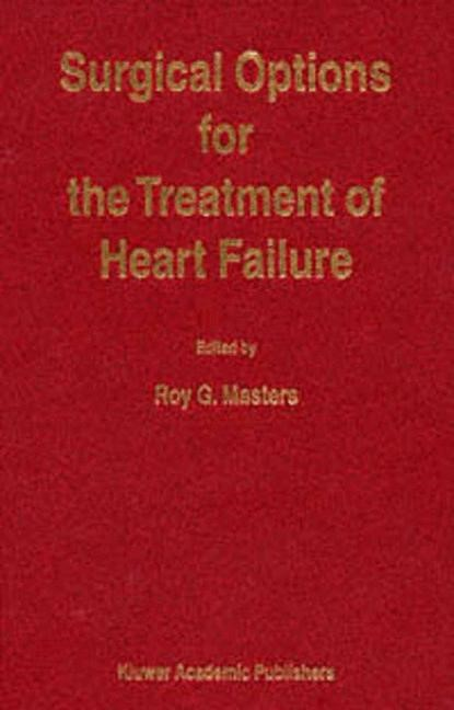 Abbildung von Masters | Surgical Options for the Treatment of Heart Failure | 1999 | 2000