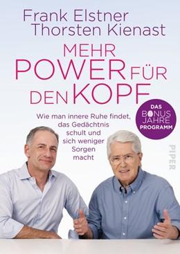 Abbildung von Elstner / Kienast | Mehr Power für den Kopf | 1. Auflage | 2020 | beck-shop.de