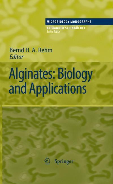 Abbildung von Rehm | Alginates: Biology and Applications | 2009