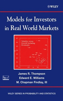 Abbildung von Thompson / Williams / Findlay | Models for Investors in Real World Markets | 2002