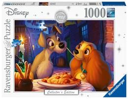 Abbildung von Disney Susi und Strolch. Puzzle 1000 Teile   1. Auflage   2019   beck-shop.de