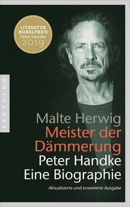 Abbildung von Herwig   Meister der Dämmerung   1. Auflage   2020   beck-shop.de