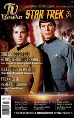 Abbildung von Sander / Sülter / Knittel   TV-Klassiker: Das Magazin für Fernsehkult 02. Star Trek   2020