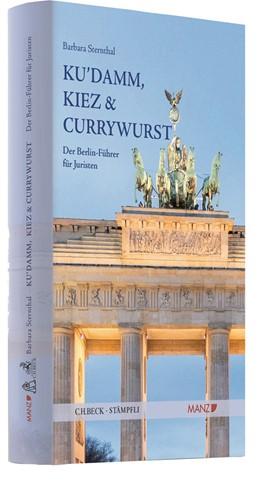 Abbildung von Sternthal | Ku'damm, Kiez & Currywurst | 1. Auflage | 2020 | beck-shop.de