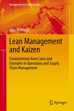 Abbildung von Helmold | Lean Management and Kaizen | 1st ed. 2020 | 2020 | Fundamentals from Cases and Ex...