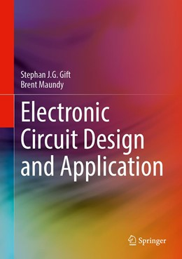 Abbildung von Gift / Maundy | Electronic Circuit Design and Application | 1st ed. 2020 | 2020