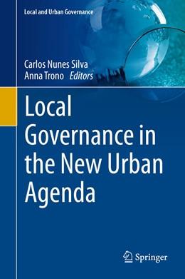 Abbildung von Nunes Silva / Trono | Local Governance in the New Urban Agenda | 1. Auflage | 2021 | beck-shop.de