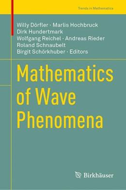 Abbildung von Dörfler / Hochbruck / Hundertmark / Reichel / Rieder / Schnaubelt / Schörkhuber | Mathematics of Wave Phenomena | 1st ed. 2020 | 2020