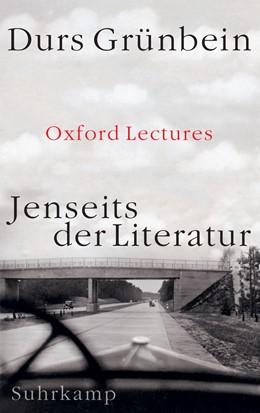 Abbildung von Grünbein | Jenseits der Literatur | 1. Auflage | 2020 | beck-shop.de