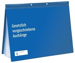 Abbildung von Rotta   Gesetzlich vorgeschriebene Aushänge   1. Auflage   2020   beck-shop.de