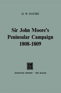 Abbildung von Davies | Sir John Moore's Peninsular Campaign 1808–1809 | 1974 | 1975