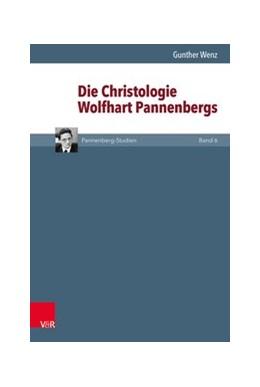 Abbildung von Wenz   Die Christologie Wolfhart Pannenbergs   1. Auflage   2020   beck-shop.de