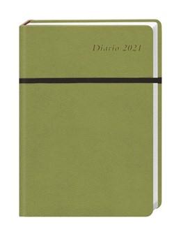 Abbildung von Diario Wochen-Kalenderbuch A6, grün 2021 | 1. Auflage | 2020 | beck-shop.de