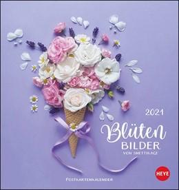 Abbildung von Heye | smettikage: Blütenbilder Postkartenkalender 2021 | 2020