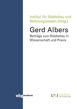 Abbildung von Albers | Gerd Albers | 2020 | Beiträge zum Städtebau in Wiss...