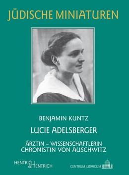 Abbildung von Kuntz   Lucie Adelsberger   1. Auflage   2020   beck-shop.de