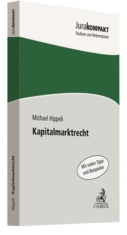 Abbildung von Hippeli | Kapitalmarktrecht | 1. Auflage | 2020 | beck-shop.de