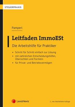 Abbildung von Pamperl   Leitfaden ImmoESt   2. Auflage   2020   beck-shop.de