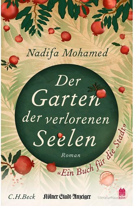 Cover: Nadifa Mohamed, Der Garten der verlorenen Seelen