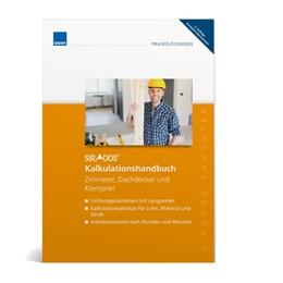Abbildung von SIRADOS Kalkulationshandbuch Zimmerer, Dachdecker und Klempner 3. komplett überarbeitete Auflage | 2020