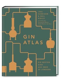 Abbildung von Harrison / Ridley | Gin Atlas | 1. Auflage | 2020 | beck-shop.de