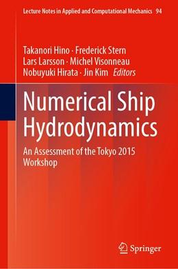 Abbildung von Hino / Stern / Larsson / Visonneau / Hirata / Kim | Numerical Ship Hydrodynamics | 1st ed. 2021 | 2020 | An Assessment of the Tokyo 201... | 94