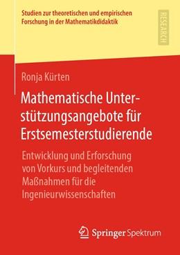 Abbildung von Kürten   Mathematische Unterstützungsangebote für Erstsemesterstudierende   1. Auflage   2020   beck-shop.de