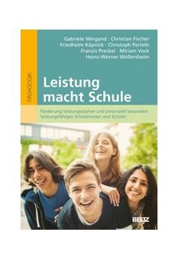 Abbildung von Weigand / Fischer   Leistung macht Schule   1. Auflage   2020   beck-shop.de