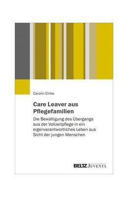 Abbildung von Ehlke   Care Leaver aus Pflegefamilien   1. Auflage   2020   beck-shop.de