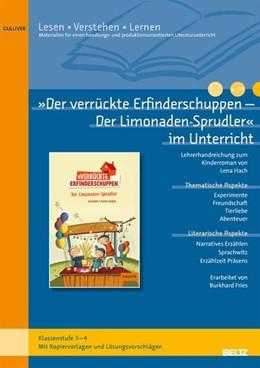 Abbildung von Hach | »Der Erfinderschuppen« im Unterricht | 1. Auflage | 2020 | beck-shop.de
