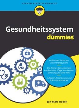 Abbildung von Hodek | Das deutsche Gesundheitssystem für Dummies | 2020