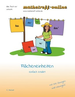 Abbildung von Hensel | Flächeneinheiten | 1. Auflage | 2020 | beck-shop.de