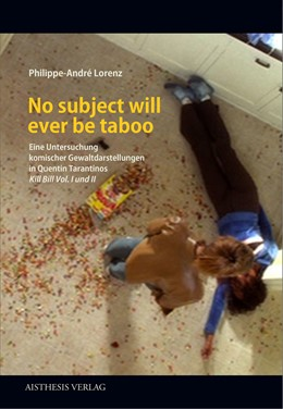 Abbildung von Lorenz | No subject will ever be taboo | Erstauflage | 2020 | Eine Untersuchung komischer Ge...