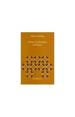 Abbildung von Eifring | Clause Combination in Chinese | 1994 | 32