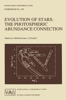 Abbildung von Michaud / Tutukov | Evolution of Stars | 1991 | The Photospheric Abundance Con... | 145