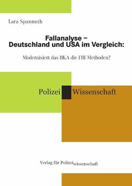 Abbildung von Spannuth | Fallanalyse - Deutschland und USA im Vergleich | 1. Auflage | 2020 | beck-shop.de