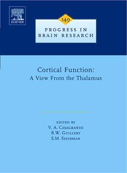Abbildung von Casagrande / Sherman / Guillery   Cortical Function: a View from the Thalamus   2005   149