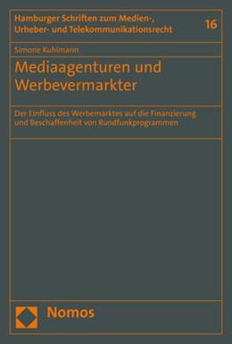 Abbildung von Kuhlmann | Mediaagenturen und Werbevermarkter | 1. Auflage | 2020 | 16 | beck-shop.de